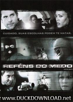 Baixar Filme Reféns do Medo DVD-R