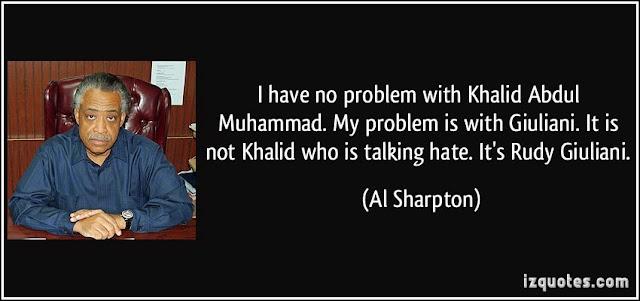 Khalid abdul muhammad quotes