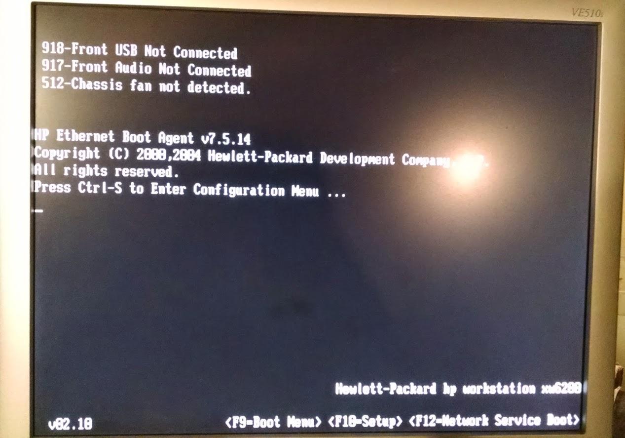 I got that error (check the output pane carefully)