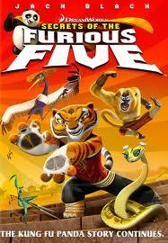 Kung Fu Gấu Trúc: Bí Mật Ngũ Hình Quyền