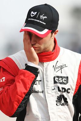 фэйспалм Жерома Д'Амброзио на Гран-при Кореи 2011