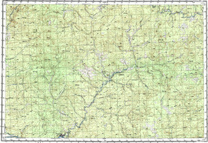 Map 100k--p48-121_122--(1969)