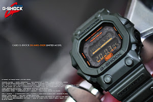 Casio G Shock : GX-56KG