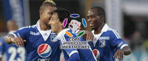 Millonarios vs. San José en Vivo - Copa Libertadores