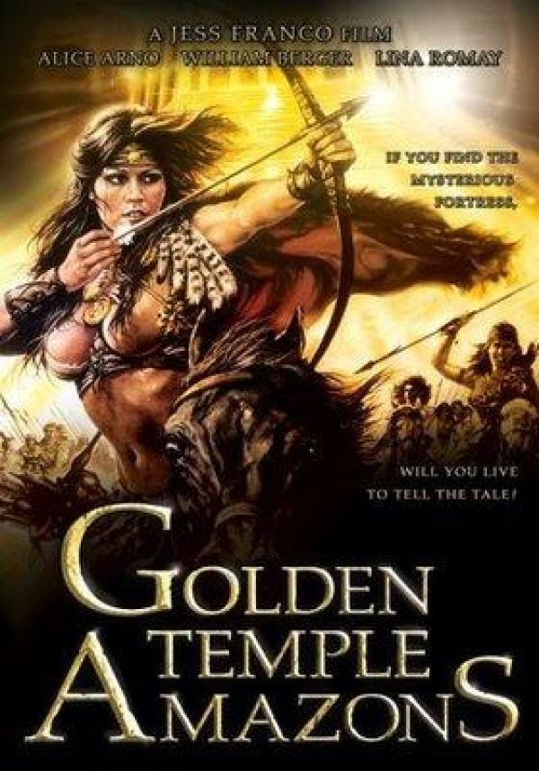 Golden Temple Amazons (1986)