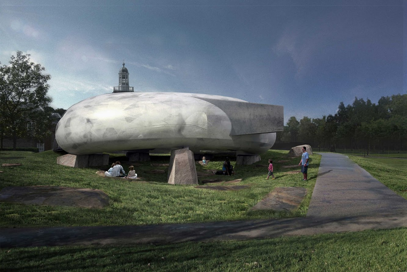 Smiljan Radic to design 2014 Serpentine pavilion