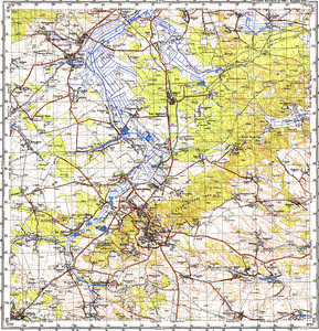 Map 100k--m35-064--(1989)