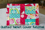 Quilted Tablet Cover