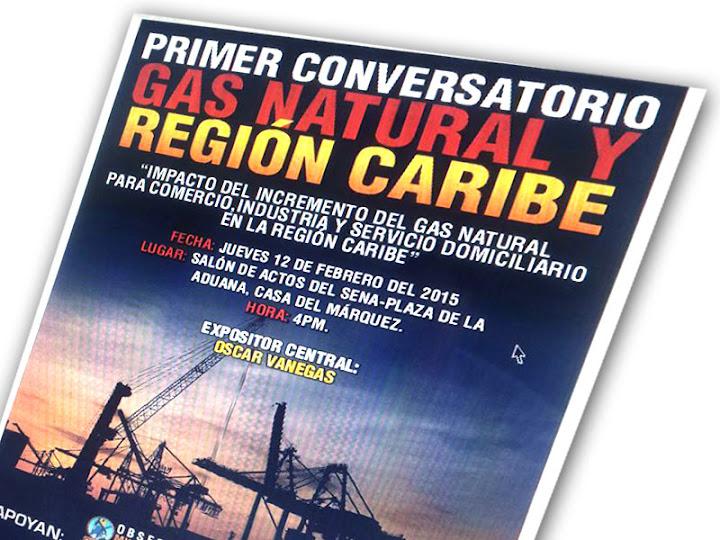 La USO Cartagena debate sobre precios del gas