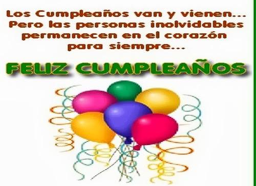 Felicitaciones divertidas de cumpleaños para saludar ~ Frases de ...