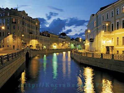St. Petersburg, Санкт Петербург, КостаБланка.РФ