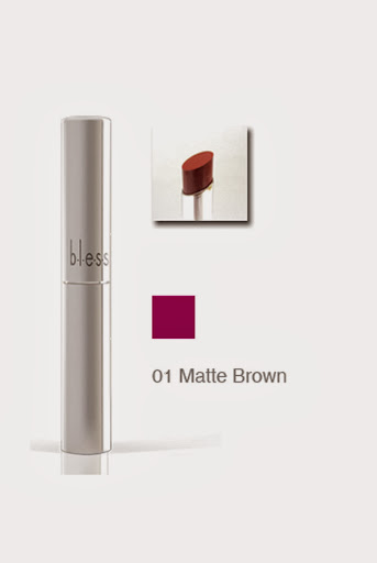 Bless Care Lisptick Matte Brown : MKB-10