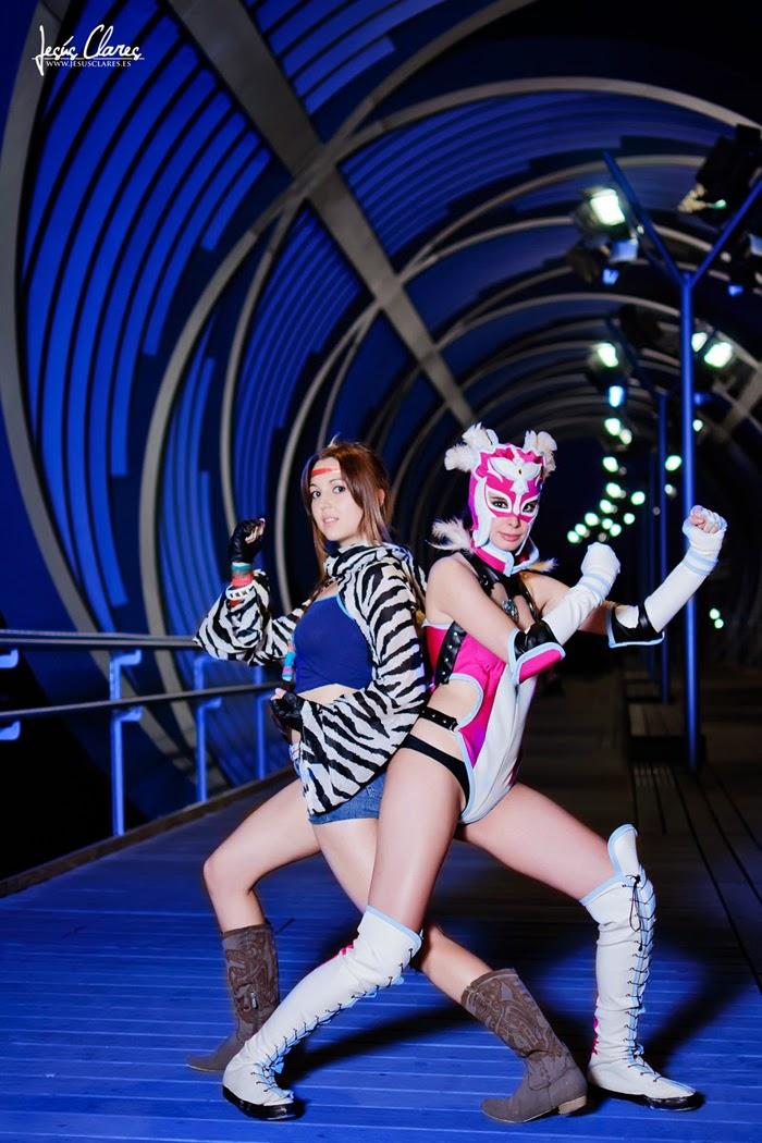 Bộ ảnh cosplay Tekken cực chất đến từ Đức - Ảnh 44