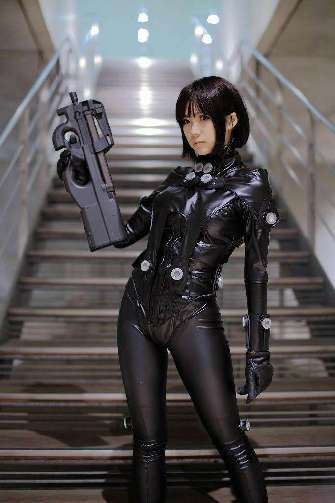 Nữ chiến binh Kei Kishimoto xinh đẹp trong Gantz - Ảnh 10