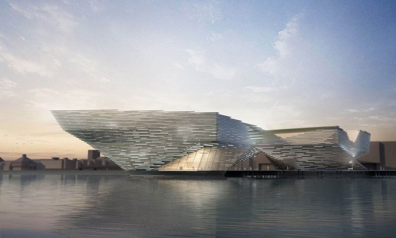 News: V&A MUSEUM by KENGO KUMA READ to START
