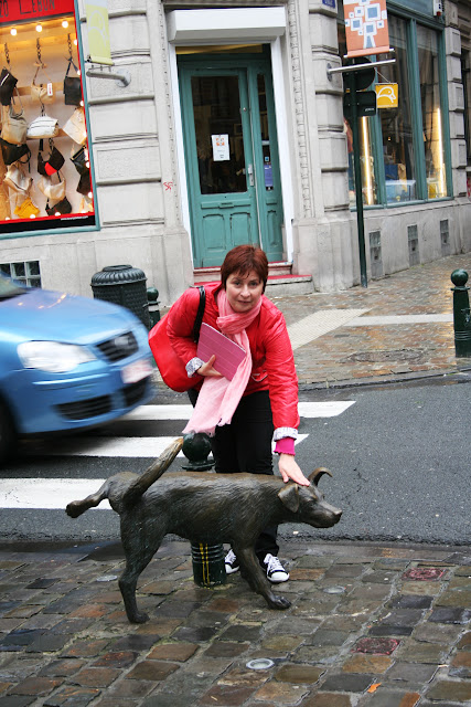 Гент и немного Брюсселя