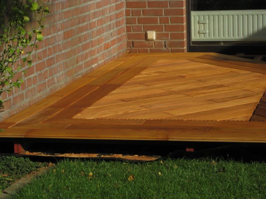25 x 145 mm garapa systeml ngen terrassendielen glatt grob nut feder in in straelen ebay. Black Bedroom Furniture Sets. Home Design Ideas