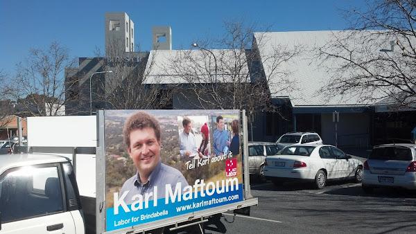 Karl Maftoum
