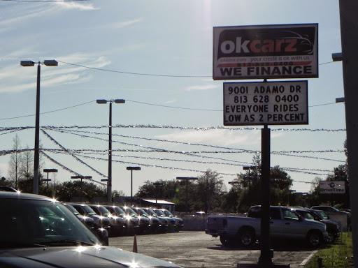 Used Car Dealer Okcarz Brandon Reviews And Photos 9001 E Adamo