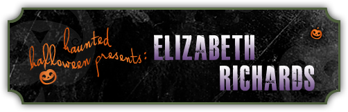 Haunted Halloween with Elizabeth Richards and a Giveaway