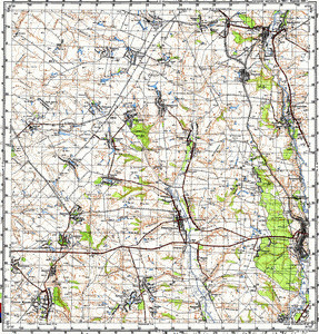 Map 100k--m37-058--(1983)