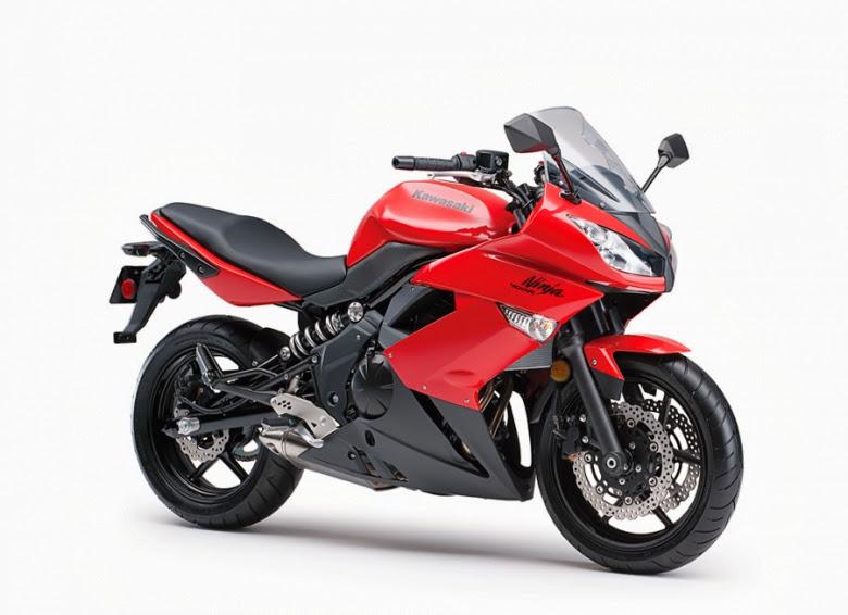 New Kawasaki Ninja 400 2014 - Spesifikasi Lengkap dan Harga