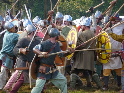 Preserving the Battle of Hastings from contamination