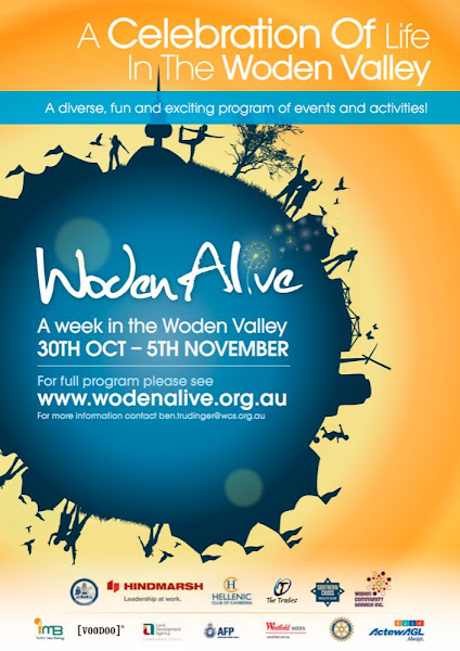 woden alive poster