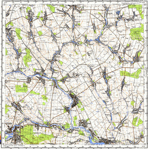 Map 100k--m35-132--(1979)