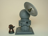 Communications relay station Military Science Fiction war game terrain and scenery