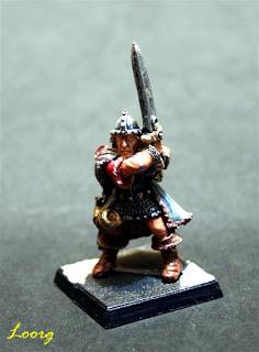 ME-21  Boromir of Gondor a pié
