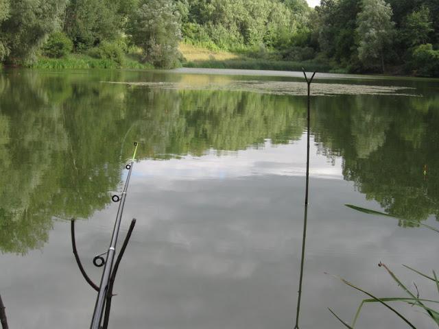 озеро возле белгородского шоссе