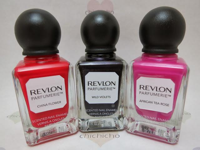 Revlon Hong Kong Nail Art Moon Candy Expressionist Parfumerie Scented Nail Enamel