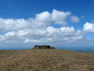 Grasmoor summit