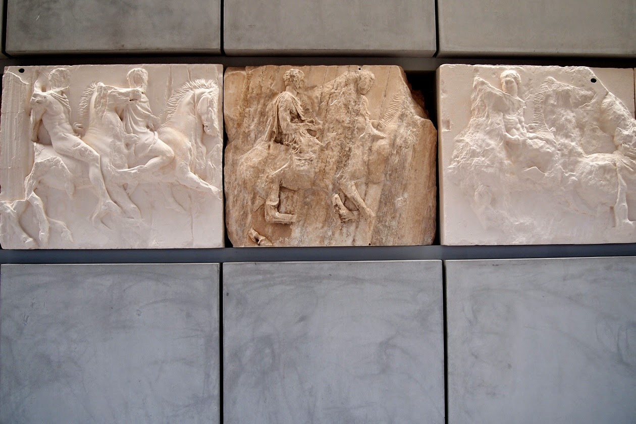 More Stuff: Greece condemns British refusal of mediation on Parthenon sculptures