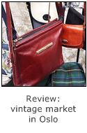 vintage market in oslo