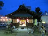 Festival at Daimyo's Wakamiya shrine