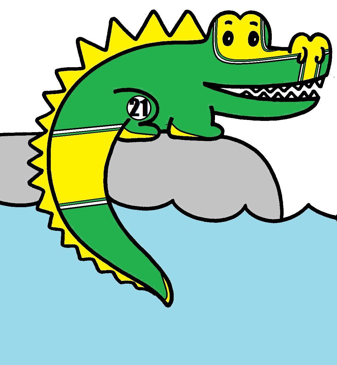 крокодильчик Caterham CT01 by Jean-Mary Majin Guillotte