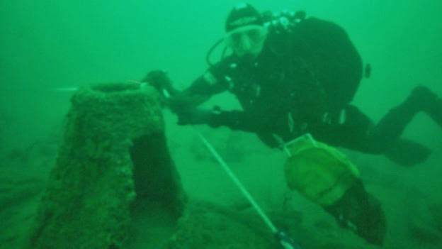 Underwater Archaeology: Maritime Archaeology Trust gets £1m to research WWI wrecks