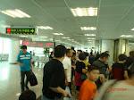 China Ferry Terminal in Kowloon heading to Macau