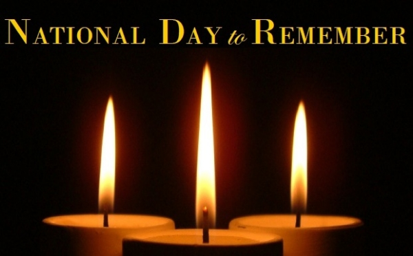 Domestic Violence Rememberance Day