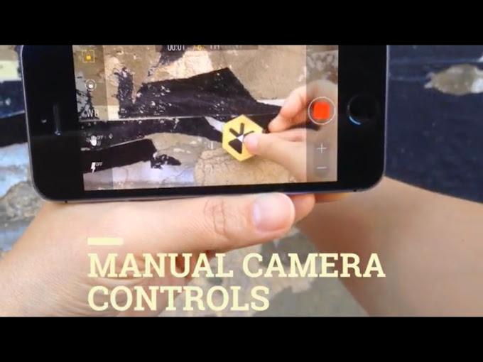Kinomatic camera