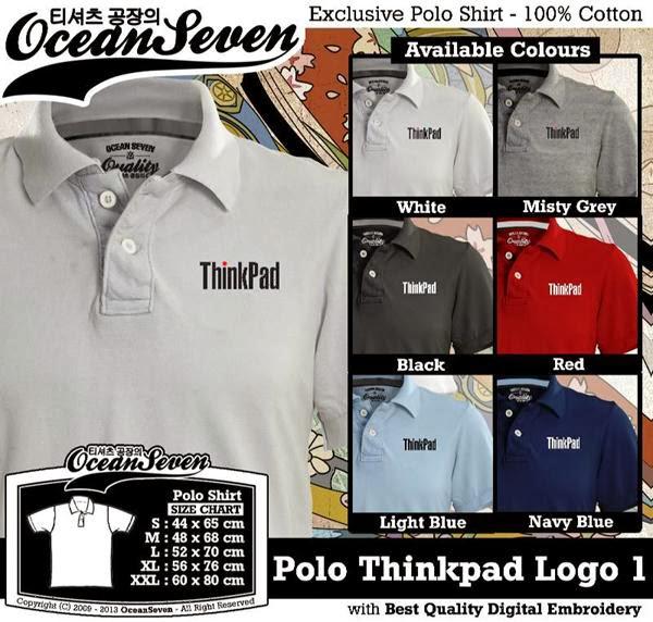 POLO Thinkpad Logo 1 IT & Social Media distro ocean seven