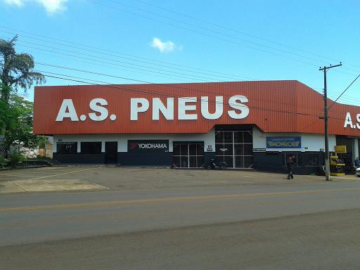 A.S.PNEUS, Av. Cap Índio Bandeira, 3105 - Curitiba, Campo Mourão - PR, 87301-000, Brasil, Loja_de_Pneus, estado Parana