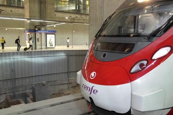 La estación de Cercanías de Getafe Centro tendrá WiFi gratis en junio