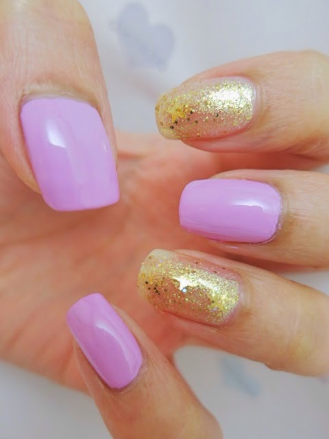 Dried Flowers Nail Art (Born Pretty Store Review)