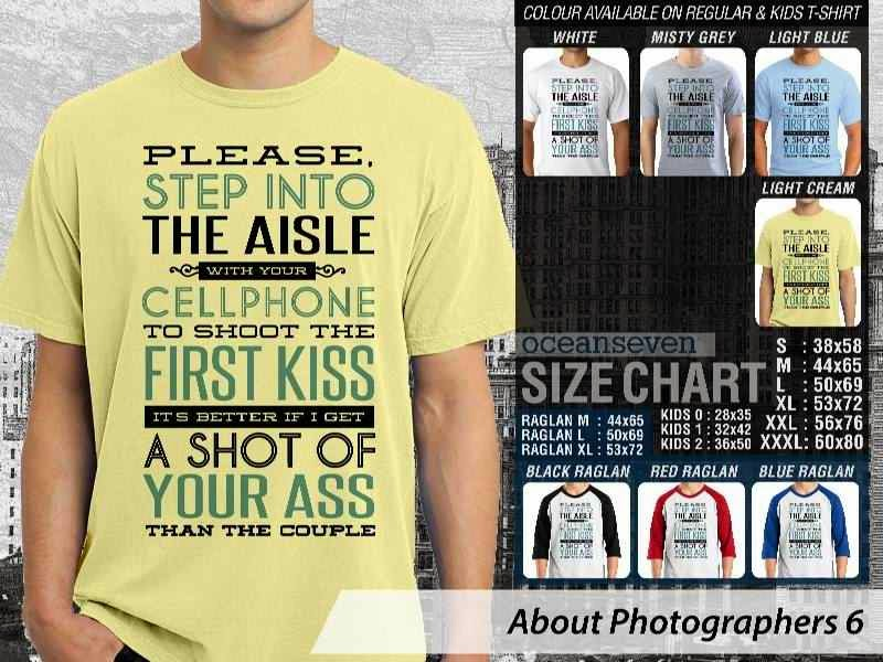 KAOS Photography Please. Step into the Aisle About Photographers 6 distro ocean seven
