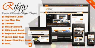 Rifqiy blogger templates
