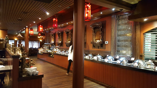 New Asian Village, 17507 100 Ave NW, Edmonton, AB T5S 2B8, Canada, Indian Restaurant, state Alberta