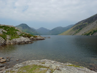 A classic Wastwater view